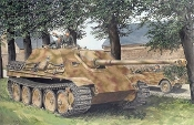 Jagdpanther SdKfz 173 Ausf G1 Tank Early w/Zimmerit