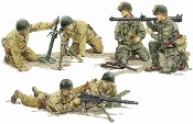 US Army Support Weapon Team (6)