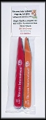 Combination Pack #1: Grit Angle Cut Hobby Stix Sanding Sticks (4 diff grits/Bag)