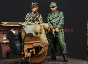 1/35 scale WSS AFV Crew Set