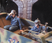 Sd.Kfz.251 Crew June 1944
