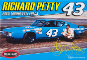 Richard Petty Ford Torino Talladega