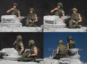 US Tanker Vietnam War Set