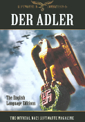 Der Adler Official Nazi Luftwaffe