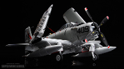 A-1H Skyraider in 1/32 scale