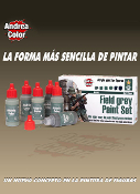 Field Grey Paint Set
