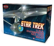 1/1000 Polar Lights Star Trek USS Enterprise NCC-1701 Snap Kit