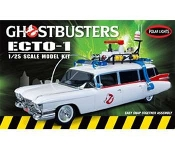 1/25 Ghostbusters Ecto-1 Snaptite kit