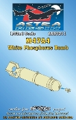 1/32 M47A4 White Phosphorus Bomb (Resin Armament)
