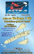 1/48 AGM62 Walleye I ER Mk 21/29/34 Television-Guided Bomb (Resin Armament)