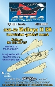 1/48 AGM62 Walleye II ER Mk 23/30/37 Television-Guided Bomb (Resin Armament)