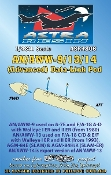 1/48 AN/AWW9/13/14 Advanced Data-Link Pod (Resin Armament)