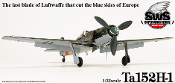 Focke-Wulf Ta152 H-1 1/32 scale (Anime version)