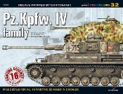 Mini Topcolors: PzKpfw IV Family