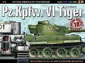 Mini Topcolors: Pz.Kpfw.VI Tiger (SC)