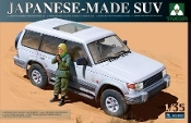 Japanese SUV - Middle East