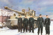 Tiger I Early Production PzKpfw VI Ausf E Wittmann's Command Tank
