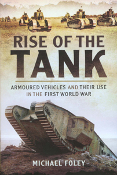 Rise Tank Armored Vehicles WWI (HB)