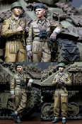 British RAC AFV Crew Set