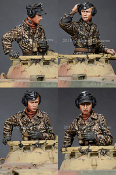 WSS Panzer Commander Set