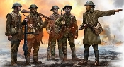 WWI British Infantry Somme Battle 1916 (5)
