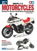 How to Build Tamiya's 1/12 Motorcycles Book