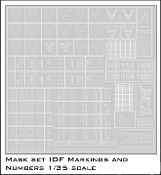 1/35 IDF Markings