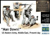 Man Down! US Modern Army Middle East (4)
