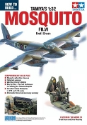 How to Build Tamiya's 1/35 Mosquito FB VI Book