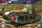 WWI Whippet Mk A Medium Tank