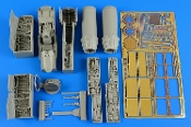 1/48 F/A18A/C Detail Set For Hasegawa