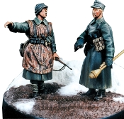 1/35 WAFFEN SS Battle of the Bulge Vignette