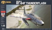 Republic RF84F Thunderflash USAF Photo-Recon Version Fighter