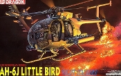 AH6J Little Bird Night Stalkers Helicopter