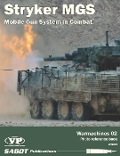 Stryker MGS Mobile Gun System in Combat