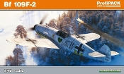 Bf109F2 Fighter (Profi-Pack Plastic Kit)