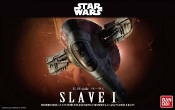 Star Wars The Empire Strikes Back: Slave I Boba Fett's Patrol Ship