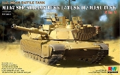 M1A2 SEP Abrams Tusk I/II/M1A1 US Main Battle Tank (3 in 1)