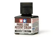 Dark Brown Panel Line Accent Color (40ml Bottle)