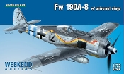 Fw190A8 Fighter w/Universal Wings (Wkd Edition Plastic Kit)