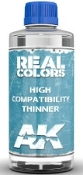 Real Colors: High Compatibility Thinner 400ml Bottle