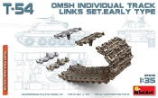 T-54 OMSH Individual Track Links Early