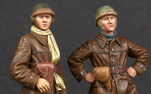 WW2 French Tank Crew Set