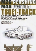 T80E1 Track Links Steel Type