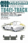 T84E1 Track Links Rubber Type