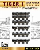 Tiger I Early Version Workable Track Link Conversion Kit
