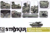 Upgrade Equipment for Stryker Series Vehicles