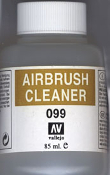 Airbrush Cleaner; 85ml plastic bottle