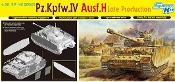 PzKpfw IV Ausf H Late Production Tank