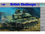 British Challenger II Main Battle Tank
